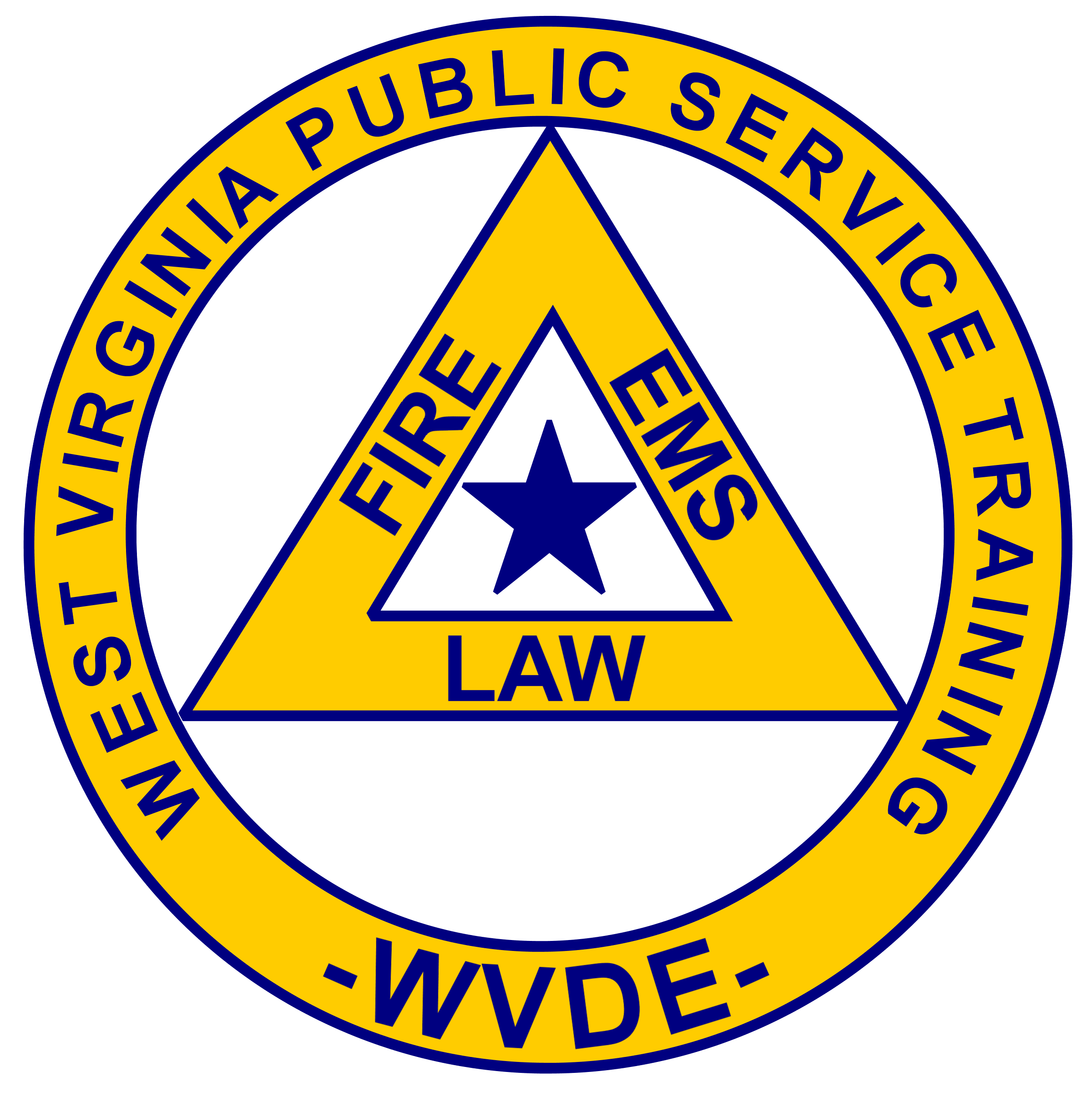 West Virginia Public Service Training logo